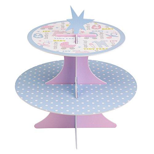 Neviti 595914 Petits Pieds support à gâteaux