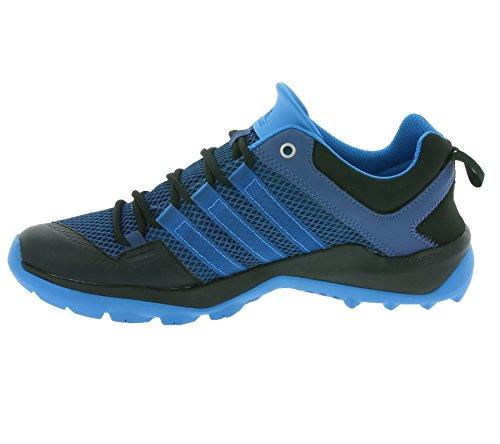 adidas Unisex-Erwachsene Daroga Plus Handballschuhe Blau / Schwarz (Azuvis / Azusol / Negbas)