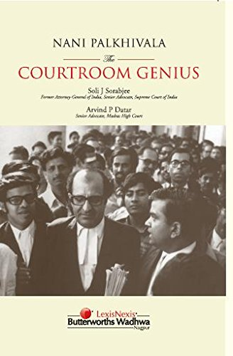 Nani Palkhivala: The Courtroom Genius Best Online Shopping Store