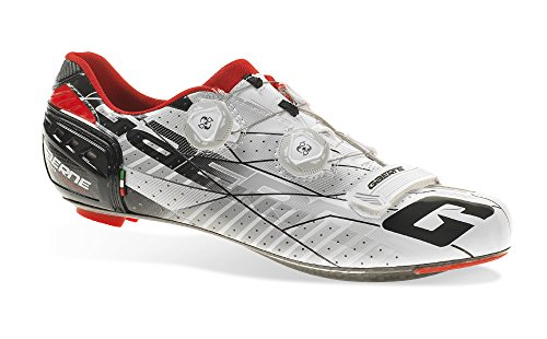 Gaerne-zapatillas de cyclisme-3280-004 G-stilo_c WHITE, Blanco (blanco), 45