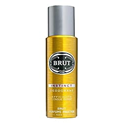 Brut Instinct Deodorant Spray 200ml with Ayur Product in Combo