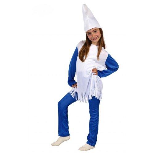 Disfraz de Pitufa (10-12 años)