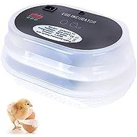 hblife Incubateur œufs Automatique 9-12 œufs de Poule Canard Couveuses Machine à Couver