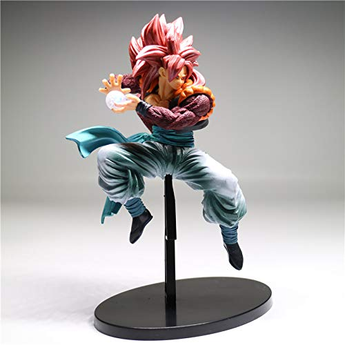Dragon Ball Z Figuras De Acción Noche Luz Gogeta Super Saiyan Power Anime Dragon Ball Super Goku Vegeta Fusión Modelo Juguete Led Lámpara