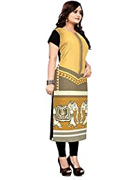 ddc6e4bac Golds Women s Kurtas   Kurtis  Buy Golds Women s Kurtas   Kurtis online at  best prices in India - Amazon.in