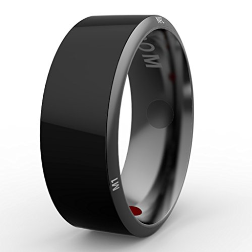 Jakcom R3 Smart NFC Multifunctional Ring 2016 for Android and Windows Phones