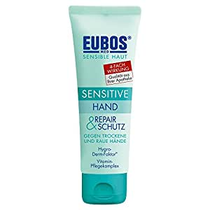 EUBOS SENSITIVE Hand Repair+Schutz Creme, 75 ml