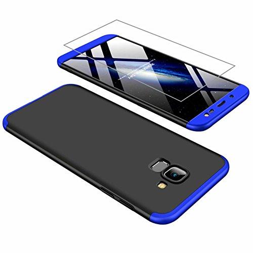 AILZH Funda movil Compatibles Samsung Galaxy J6 2018