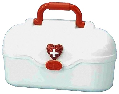 Forum Novelties Inc. Hospital Honey Nurse Bag (Plastic) Red/White