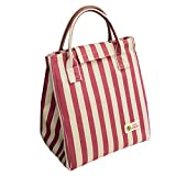 PlenTree Behogar 27 x 23 x 17cm Thermal Insulated Lunch Tote Handbag Picnic