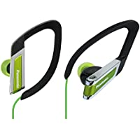 Panasonic RP-HS200E-G Water Resistant Sports Headphones - Green