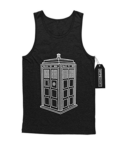 Tank-Top Dr. Who