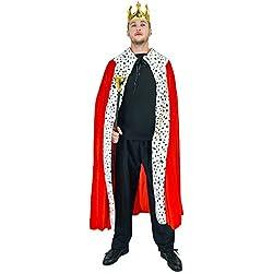 SEA HARE Costume de Roi de Luxe des Hommes Adultes