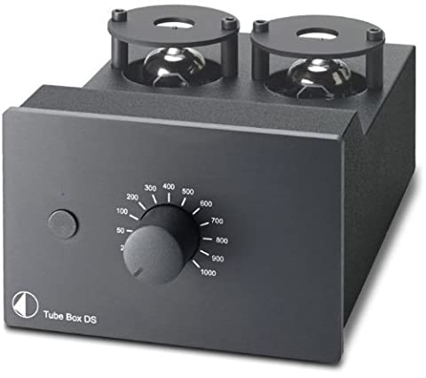 Project Tube Box DS Turntable Pre-Amplifier (Black)