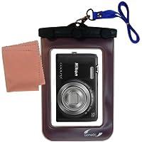 Pochette de protection waterproof pour le Nikon Coolpix S3600