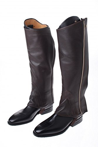 BR Mini chaps Toscane Selle Bottes uin Taille 41/30