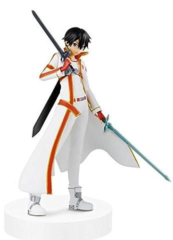 Sword Art Online - Kirito Figurine (18cm) Asuna Color Version - original & official licenced