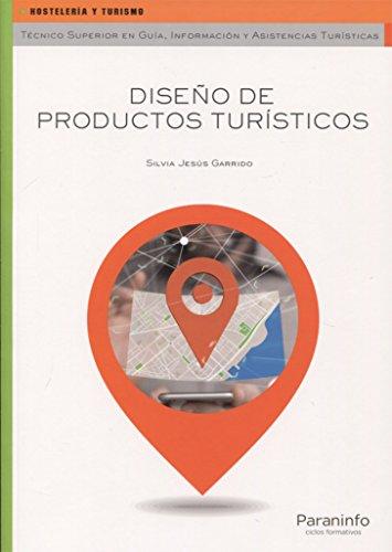 Diseño de productos turísticos por SILVIA JESÚS GARRIDO