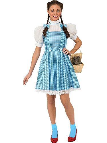 Dorothy-Kostüm für Damen (Für Damen Dorothy Kostüm)