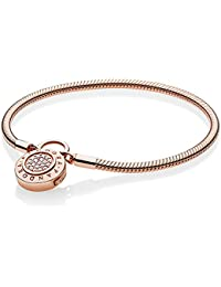 Pandora bracciale donna gioielli trendy cod. 587757CZ-17