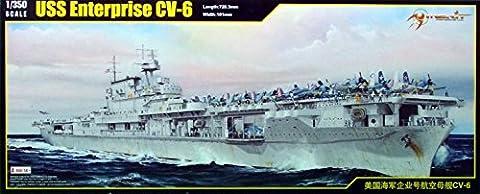 Merit 65302 - Modellbausatz USS Enterprise CV-6