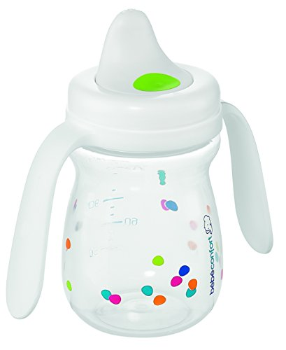 Bébé Confort 30000818 Natural Comfort Tazza di Transizione, 140 ml, Trasparente