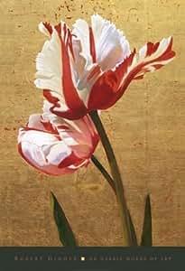Toile 'Flora' par Robert Ginder - Taille de l'image L 76.2 cm x H 101.6 cm