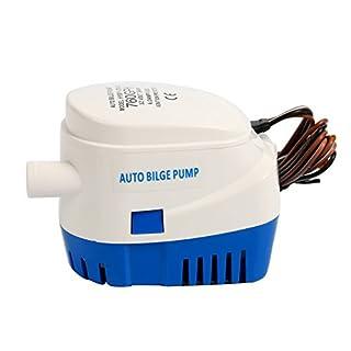 Amarine-made Automatische Tauchpumpe Boot Bilgenpumpe 12V 760GPH mit automatischem Schwimmerschalter switch-new