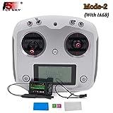 Trasmettitore di controllo Flysky FS I6S 10ch 2.4G AFHDS 2A RC w FS-iA6B Ricevitore per RC