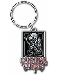 Cannibal Corpse Foetus Merchandise Schlüsselanhänger