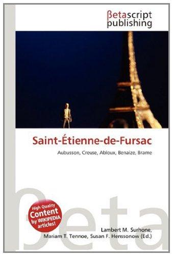 Saint-Etienne-de-Fursac