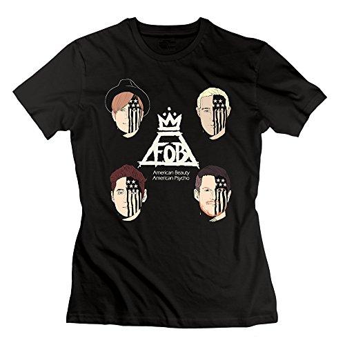 Nana-Custom Tees -  T-shirt - Donna nero S
