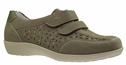 ara 12-44430G Damen Sneakers grau/komb. Weite K