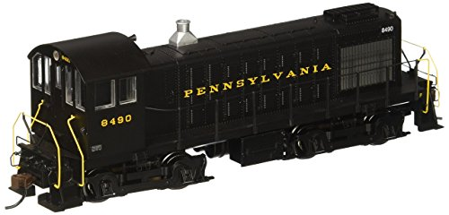 Bachmann Industries PRR ALCO S4 Diesel Locomotive