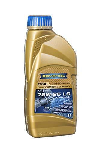 RAVENOL DGL SAE 75W-85 / 75W85 GL5 LS - Olio Completamente Sintetico per I