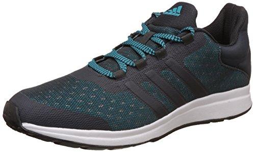 adidas Men's Adiphaser M Dkgrey, Eneblu and Dkgrey Running Shoes - 10 UK/India (44.67 EU)