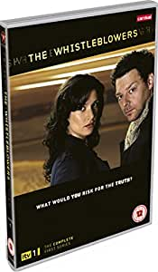 The Whistleblowers - Series 1 [2007] [DVD]