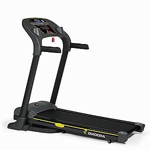 Diadora Fitness Trim 4.2 2Hp Tapis Roulant, 18 km/h, Inclinazione Elettrica 3 spesavip