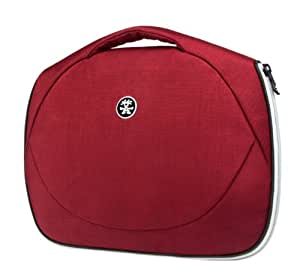 "Crumpler The Mullet 33 cm (13"") Laptop Pouch MUL13-004 - Roadkill Red/Dark Nickel"