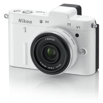 Nikon 1 V1 - Cámara EVI (10mm Objetivo, 10MP) 3 Pulgadas, Pantalla ...