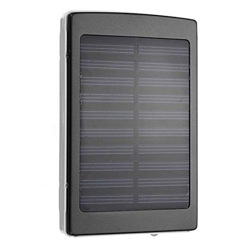 Togames-ES Cargador de batería Externo al Aire Libre portátil del Banco de la energía del Panel Solar de la Capacidad Grande del tamaño 50000mAh para los Smartphones HAHA