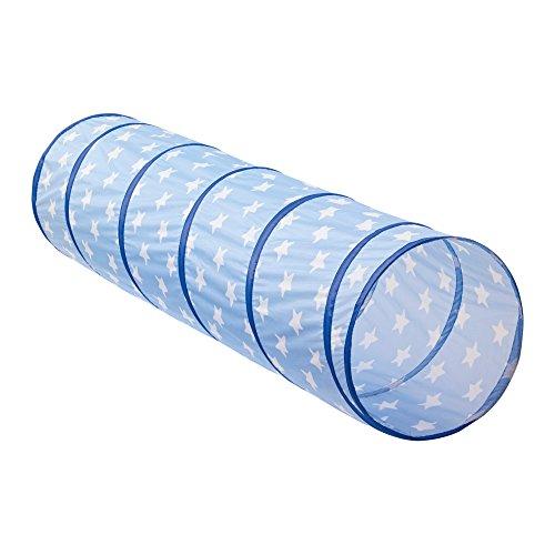 Kids concept Spielzelt-Tunnel blau