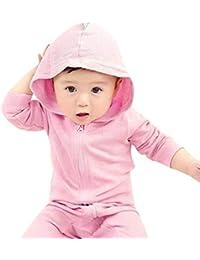 Outtop(TM) Baby-Boys' Child Dinosaur Hoodie Romper Zip Clothes Jumpsuit