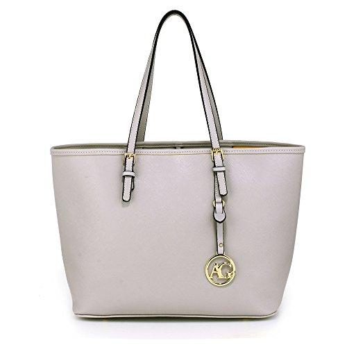 Trendstar Damen Konstrukteur Taschen Damen Große Shopper Bag Kunstleder Schulter Trage Taschen (Satchel Schädel-große)