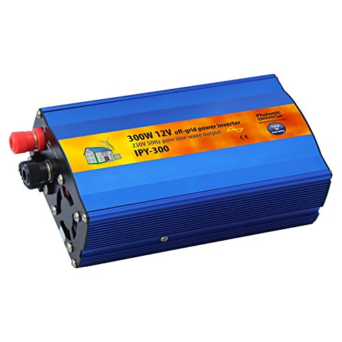 300w-12v-pure-sine-wave-power-inverter-230v-ac-output-uk-socket-with-a-usb-port-for-any-vehicle-boat