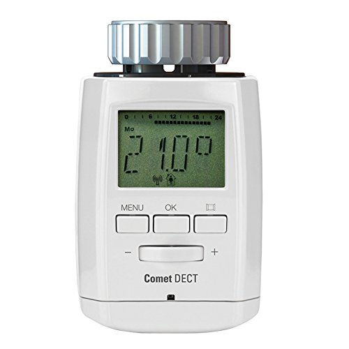 Eurotronic Comet DECT Heizkörperthermostat / Thermostat mit Internetzugang...
