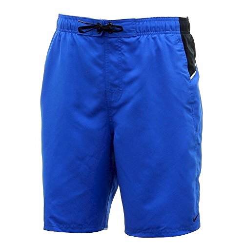 Herren Nike Swim Trunks (Nike Herren Hyper Cobalt Swim Trunk Volley Shorts Bademode SZ: XL)