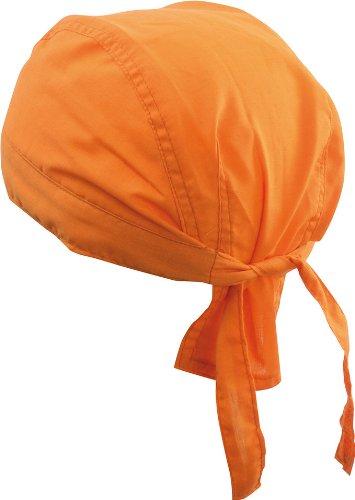 bandana-cap-unifarben-orange