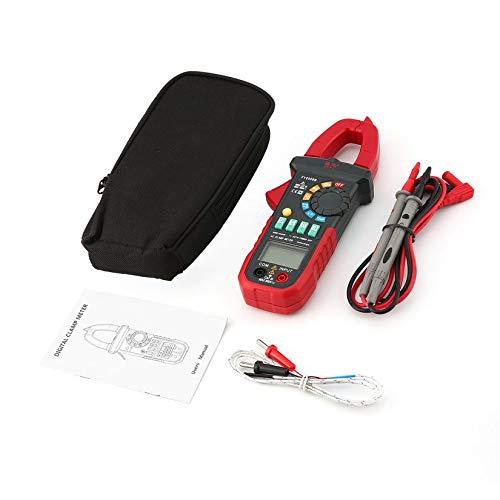 Wenwenzui-ES FY2008B Handheld Digital Clamp Meter Multimeter AC/DC Volt Amp Ohm Tester
