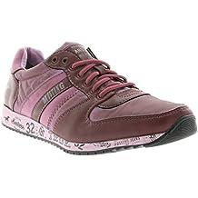 MUSTANG la zapatilla de deporte rosada 1226-401-553